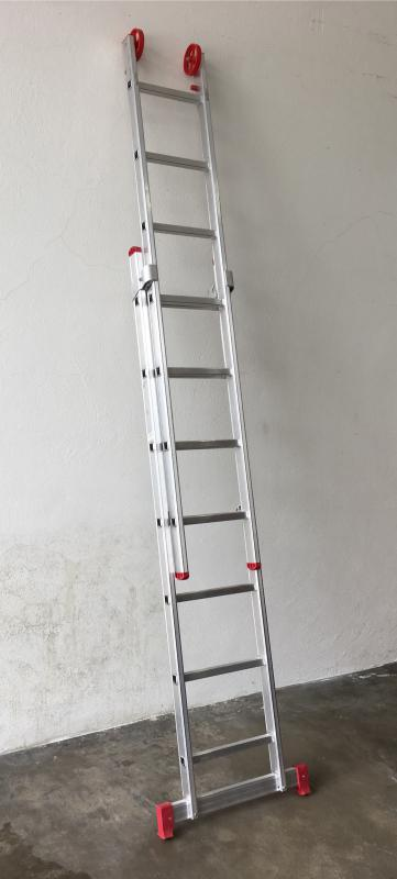 Aluguel de escada de alumínio