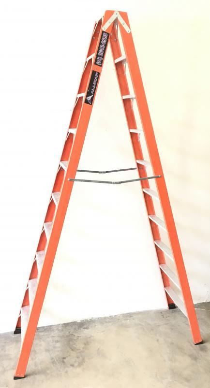 Locação de escadas