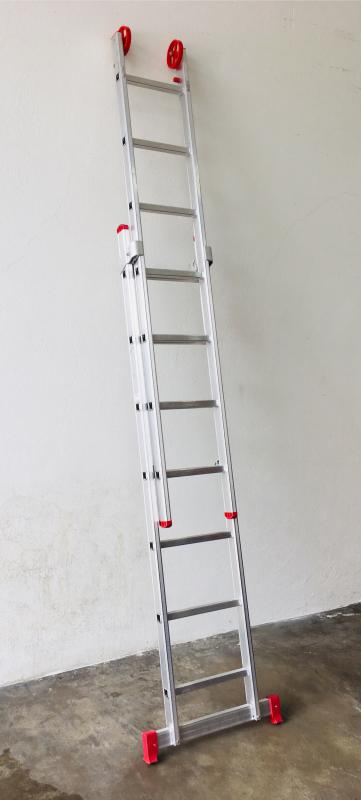 Escada extensiva alumínio