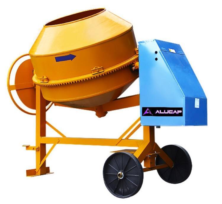 Manutenção de betoneira sp